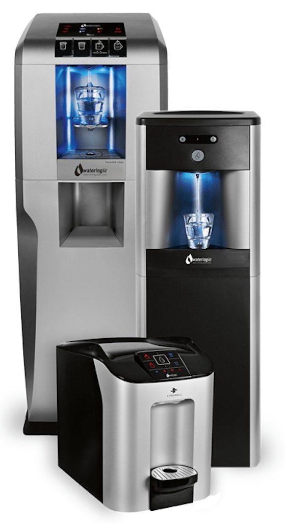waterlogic aquasani water cooler coolers for office bottleless SW Missouri Springfield joplin branson Jefferson City Bentonville